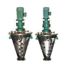 螺带式锥形搅拌机(分体搅拌设备)