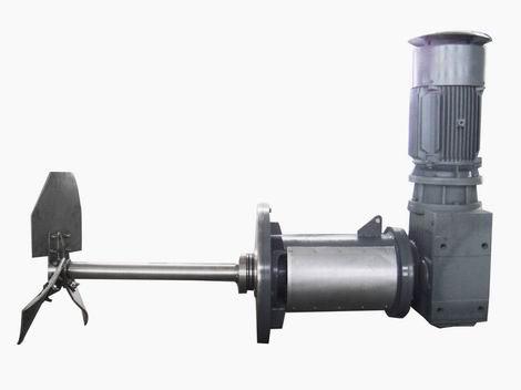 HLA侧入式搅拌器(适用脱硫、油品、化工等行业)