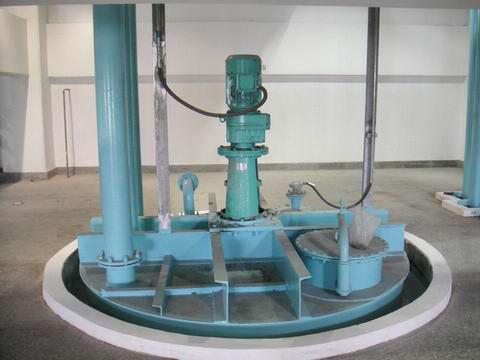 HLA顶入式搅拌器