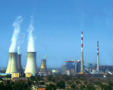 火力发电厂脱硫