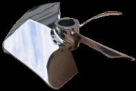 脱硫吸收塔侧入式搅拌器